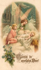 Child Jesus with Angels