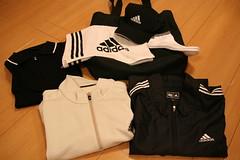 2008 adidas golf 福袋(中身)