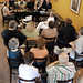 SQPN Podcasters recorded a live meet and greet before a small audience at the Kaiteur Coffeehouse in Conyers.