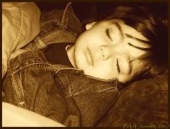 Sleeping pablo