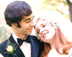 Wedding of Thomas Kenneth Chesner and Linda Lou Berry (May 29, 1971)