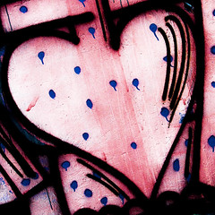 The heart challenge, one (Lumase) Tags: city topf25 wall painting square torino graffiti heart artistic expression spray explore palabra artisticexpression explored flickrsbest mywinners lumase luigimasella theheartchallengeone