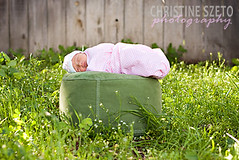 peaceful in the grass (christine [cbszeto]) Tags: favorite newborn session 1wk 2008 client 20080208