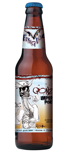 Gonzo Imperial Porter Bottle Shot