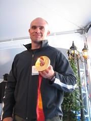 duff gibson - gold medalist