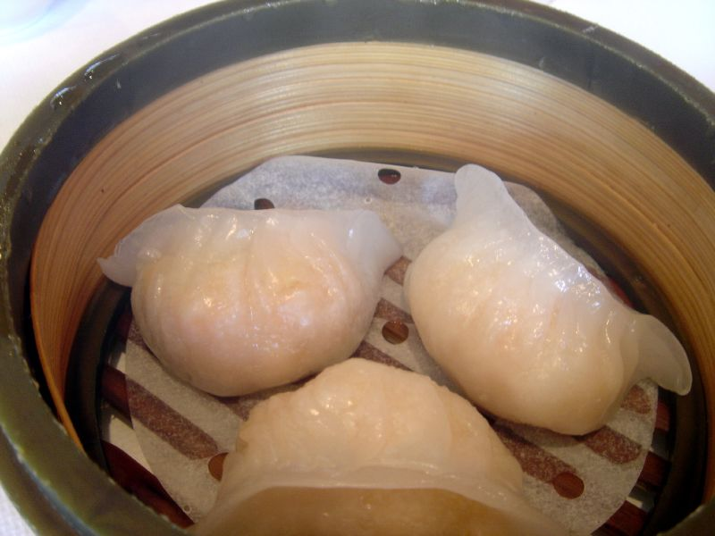Steamed Scallop Dumplings