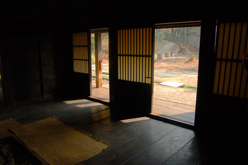 Ouno Design 187 Traditional Japanese Farmhouses Wood And Straw