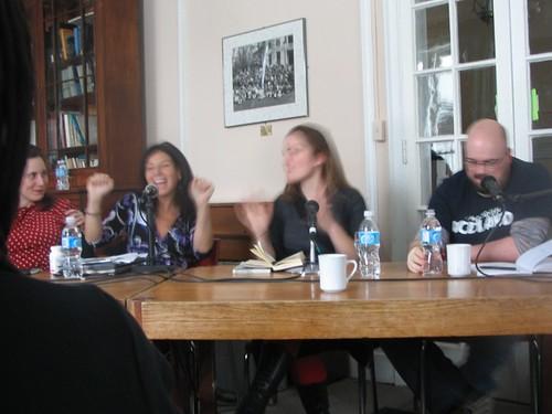 panel celebrates