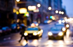 Maybe I Wrote in Invisible Ink (Thomas Hawk) Tags: sanfrancisco california street usa cars walking person blurry unitedstates fav50 dusk 10 cab taxi unitedstatesofamerica fav20 fav30 taxicab poststreet postst fav10 fav25 fav40 superfave