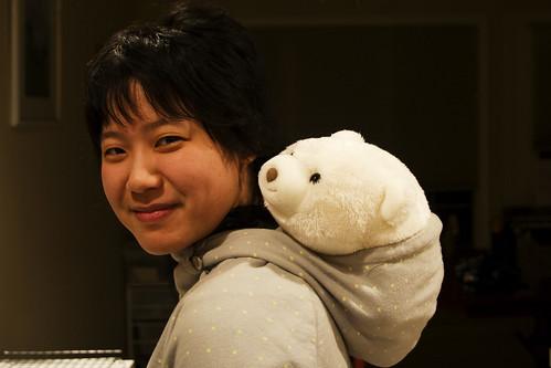 polar bear is my baby