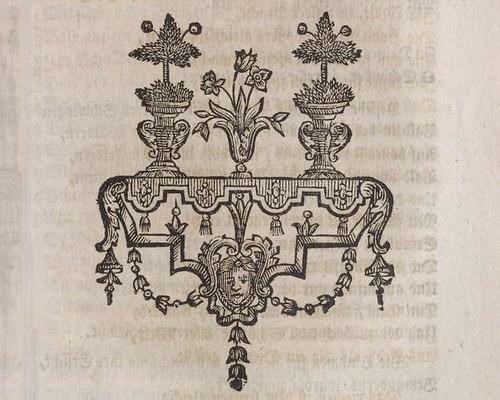 typographic fleuron