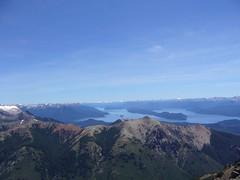 Bariloche - Cerro Catedral - lac Nahuel Huapi - montagnes