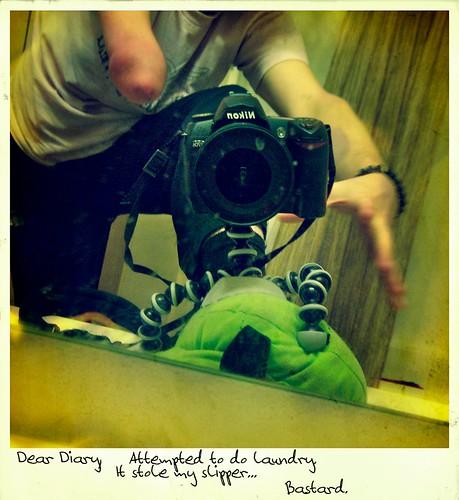 Dear Diary - 4/12/08
