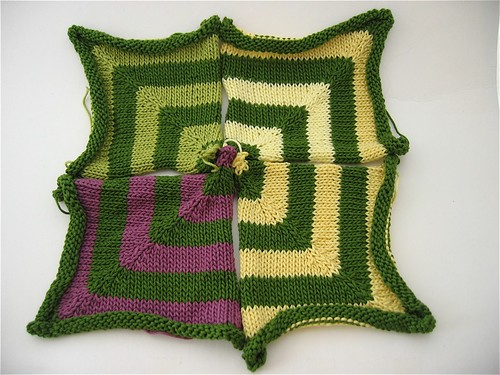 Lilypad Green Square