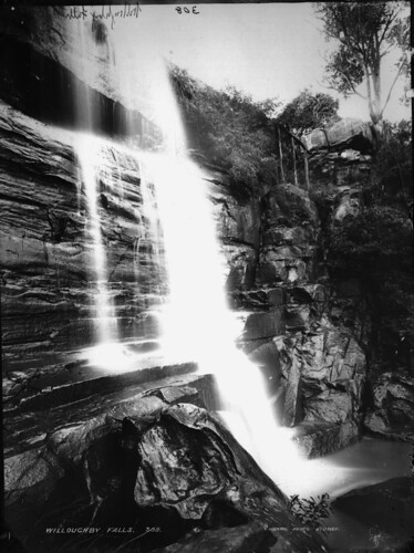Willoughby Falls by Powerhouse Museum Collection.
