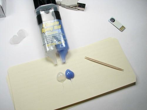 Делаем креативный корпус для флешки