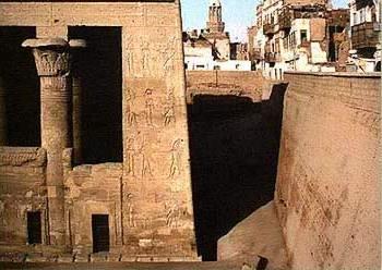 Templo de Jnum, Esna, Egipto.