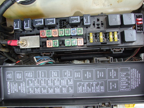01 Dodge Intrepid Fuse Box - Wiring Diagram Here on