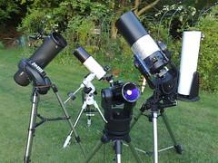 Как сделать свой телескоп 703