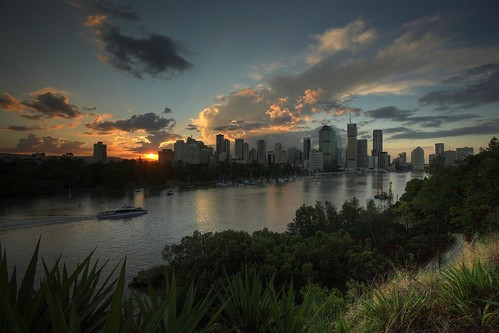 Brisvegas Sunset
