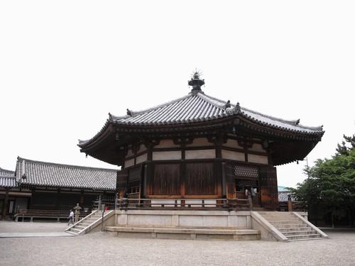 法隆寺(夢殿)