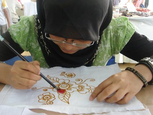 batik chanting~