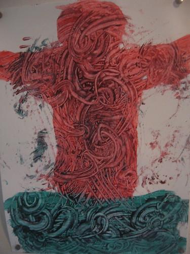 Psychedelic Paste Art Tago Mago