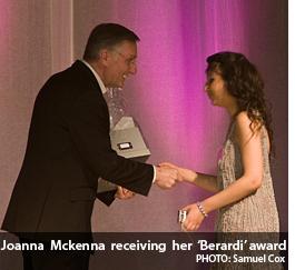 Berardi Award