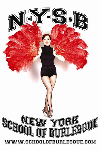 The New York School of Burlesque