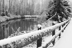Snowy Bridge (Mr.LeeCP) Tags: