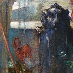 MOREAU Gustave,1883 - Cléopâtre sur son Trône (drawings, dessin, disegno-Louvre RF27900) - Detail 27 thumbnail