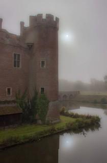 Herstmonceux Castle Mist