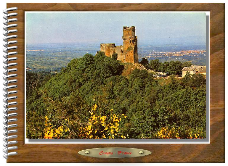 Château de TOURNOEL  (Puy de Dôme)