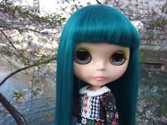 Moving Blythe doll 1