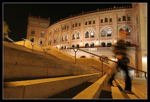Las Ventas. Visión nocturna