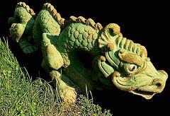 DRAGON (LinBow) Tags: dragon searchthebest fierce beware soe supershot mywinners platinumphoto wowiekazowie citrit platinumphotograph goldstaraward