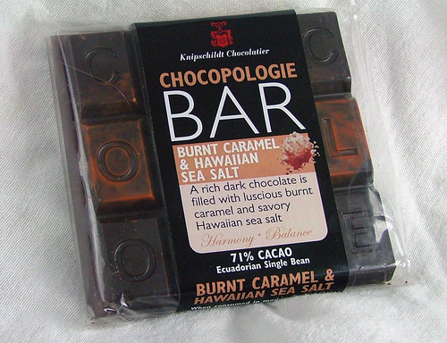 Unopened chocolate