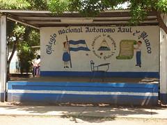 Colegio en Nicaragua (Intervida) Tags: nios escuela nicaragua desarrollo ong proyectos tarima actos intervida beneficiarios