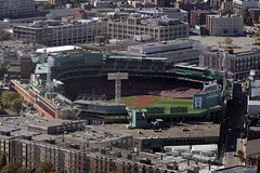 Fenway Park - Baseball Stadion