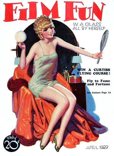 FilmFun april 1929