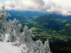Berchtesgaden vom Kehlsteinhaus