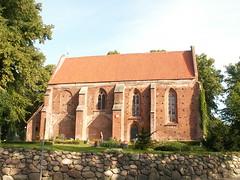Kirche in Niepars -Mecklenburg Vorpommern - MEKPOM