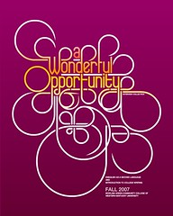 a wonderful opportunity (mil3n) Tags: typography design team purple graphic cover gradient helvetica vector lfs milen mil3n