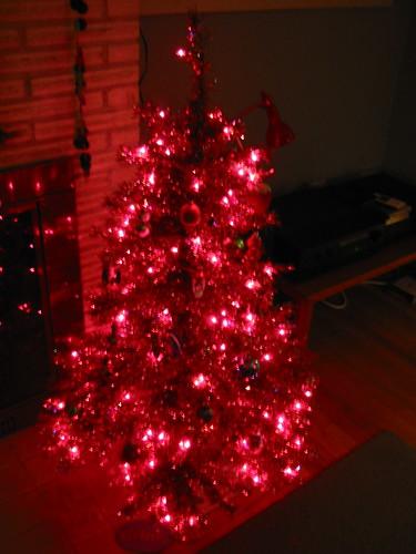 Mariko's Christmas tree
