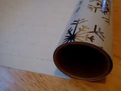 Wrapping paper evolved