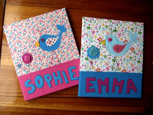 Presents for Emma & Sophie