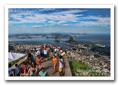 foreign tourists in Brazil – figures for 2010