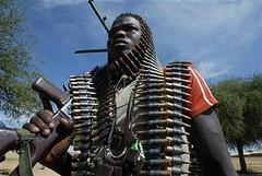 Darfur rebel