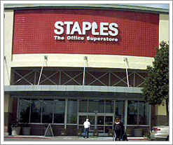 Quicken Loans thinks Staples trucks are the DIFF.