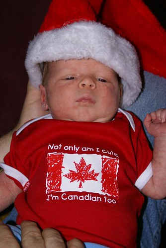 Canadian cutie